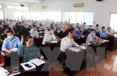 Vĩnh Long giới thiệu 102 ứng cử viên để bầu đại biểu HĐND tỉnh