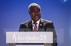 Ông Moussa Faki Mahamat tái đắc cử Chủ tịch Ủy ban Liên minh châu Phi