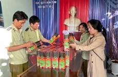 Kon Tum thu giữ hàng trăm chai rượu sâm Ngọc Linh giả mạo