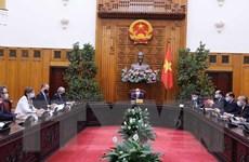Thủ tướng tiếp các đại sứ, trưởng đại diện các tổ chức LHQ ở Việt Nam
