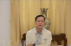 Đại sứ Phạm Quang Vinh thăm lãnh sự ngư dân Việt Nam tại Indonesia