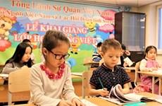 Dạy tiếng Việt cho kiều bào - Gìn giữ, phát huy bản sắc của dân tộc
