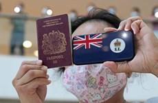 Gần 5.000 người Hong Kong đăng ký chương trình BNO nhập quốc tịch Anh