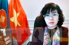 Việt Nam chung tay thúc đẩy hợp tác quốc tế về bình đẳng giới