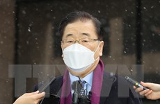 Hàn Quốc tái khẳng định thúc đẩy nối lại đàm phán hạt nhân Mỹ-Triều