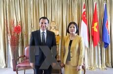 Jordan muốn thúc đẩy hợp tác đầu tư-thương mại với Việt Nam
