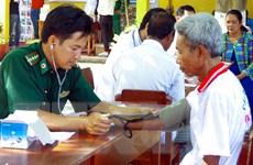 Người thầy thuốc quân hàm xanh hết lòng vì người nghèo vùng biên giới