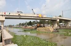Cao điểm xâm nhập mặn ở Đồng bằng sông Cửu Long từ ngày 25-28/2