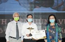 Thành phố Hồ Chí Minh vinh danh những thành tựu y khoa nổi bật nhất