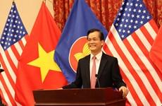 Mỹ muốn đóng vai trò tích cực trong phát triển Đông Nam Á