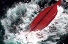 Kyodo: Tàu Trung Quốc bị lật ở ngoài khơi Nhật Bản, 5 người mất tích