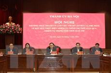 Xây dựng Thủ đô Hà Nội là trung tâm văn hóa lớn của đất nước