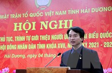 Hải Dương đảm bảo an toàn phòng chống COVID-19 trong công tác bầu cử