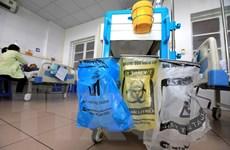Dịch COVID-19: Tập trung xử lý chất thải y tế lây nhiễm tại chỗ
