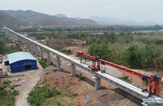 Dự án đường sắt Trung Quốc-Lào: Những đánh đổi chiến lược