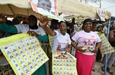 Các cử tri Côte d'Ivoire bắt đầu bỏ phiếu bầu cử quốc hội