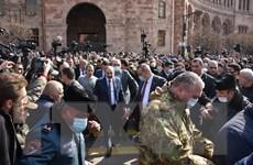 Bộ ngoại giao Nga tuyên bố không can thiệp chuyện nội bộ của Armenia