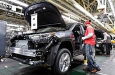 Toyota tạm dừng hoạt động 4 nhà máy ở Bắc Mỹ vì thiếu linh kiện