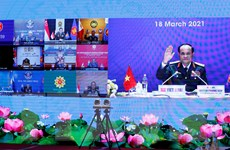 Việt Nam đề xuất phương hướng hợp tác giữa quân đội các nước ASEAN