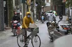 Các tỉnh miền Bắc sắp đón một đợt không khí lạnh dưới 18 độ C