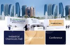 Hội chợ triển lãm online về sản phẩm hóa học và làm đẹp của Hàn Quốc