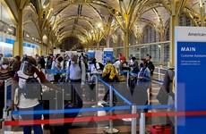 Hàng không Mỹ đạt hơn 1,5 triệu lượt hành khách trong một ngày