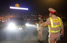 Cảnh sát Giao thông liên tục phát hiện tài xế dương tính với ma túy