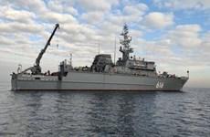 Hạm đội Thái Bình Dương của Nga tập trận ở Biển Nhật Bản