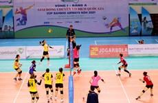 Khai mạc Giải Bóng chuyền vô địch quốc gia tại Quảng Ninh