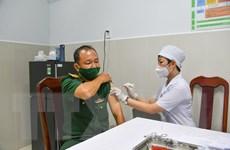 Sáng 11/4, không ghi nhận ca mắc mới, gần 60.000 người đã tiêm vaccine