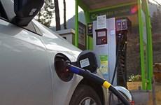 Hàn Quốc nỗ lực thiết lập tiêu chuẩn quốc tế cho công nghệ sạc xe điện