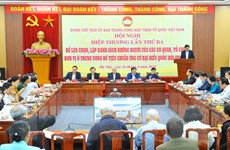 Hà Nội chốt danh sách chính thức 36 người ứng cử đại biểu Quốc hội