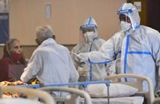 Ấn Độ tiếp tục ghi nhận số ca nhiễm mới COVID-19 cao kỷ lục