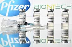 Ukraine tiếp nhận lô vaccine Pfizer/BioNTech đầu tiên qua cơ chế COVAX