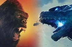 ''Godzilla vs. Kong'' tiếp tục trụ vững ngôi vị số 1 phòng vé Bắc Mỹ