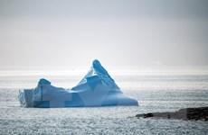 Băng tan chảy đang làm thay đổi cấu trúc sông băng ở Greenland