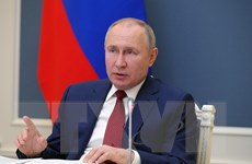 Tổng thống Nga Vladimir Putin đọc Thông điệp Liên bang thứ 27