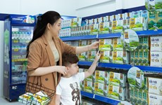Vinamilk liên tục dẫn đầu ngành hàng sữa nước trong nhiều năm