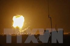 Israel cảnh báo đáp trả mạnh các vụ phóng rocket từ Dải Gaza