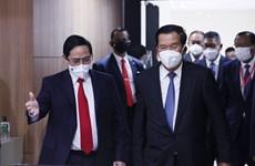 Campuchia cam kết không can thiệp vào công việc nội bộ của Myanmar