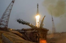 Nga phóng thành công 36 vệ tinh Internet và liên lạc của Anh