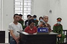 Hà Nội: Phạt tù nhóm đối tượng đánh tráo sổ đỏ lừa bán đất tại Hà Đông