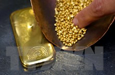 Giá vàng thế giới tăng sau khi Fed khẳng định giữ nguyên lãi suất