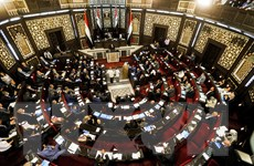 Quốc hội Syria đề cử danh sách ứng cử viên Tổng thống