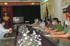 Hà Nam: Phạt 7,5 triệu đồng đối tượng đăng tin sai sự thật về COVID-19