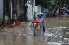 Quảng Ninh mưa lớn, đề phòng nguy cơ lũ quét, sạt lở đất và ngập úng