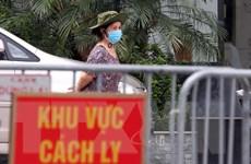 Việt Nam ghi nhận 20 ca mắc mới, có 8 ca lây nhiễm trong cộng đồng