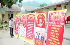 Hà Giang đảm bảo phòng, chống dịch COVID-19 phục vụ bầu cử