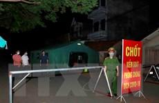 Dịch COVID-19: Xe khách không dừng đón khách tại Vĩnh Phúc