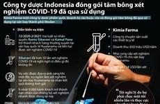 Indonesia: Rúng động bê bối đóng gói lại tăm bông COVID-19 đã sử dụng